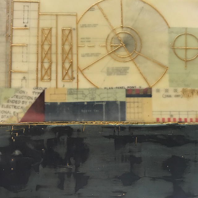 The Heather Davis Encaustic Art Process