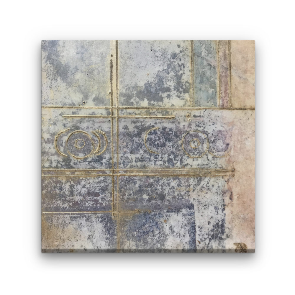 Pompeii I Photo Encaustic Art