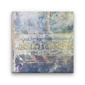 Pompeii Encaustic Artwork by Heather Davis