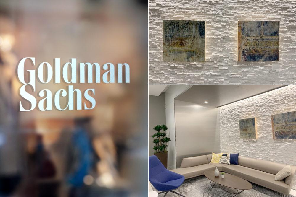 Heather Davis at Goldman Sachs